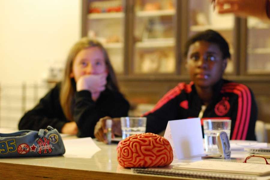 hersenen tijdens de cursus Speedlearning